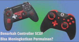 Benarkah Controller SCUF Bisa Meningkatkan Permainan?